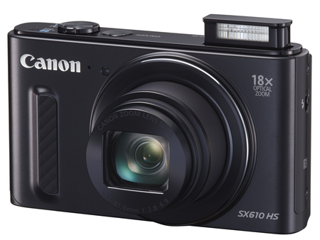 Canon PowerShot SX610 Camera Price in Pakistan