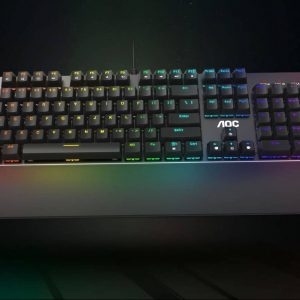 AOC GK500 Gaming Keyboard Price in Pakistan