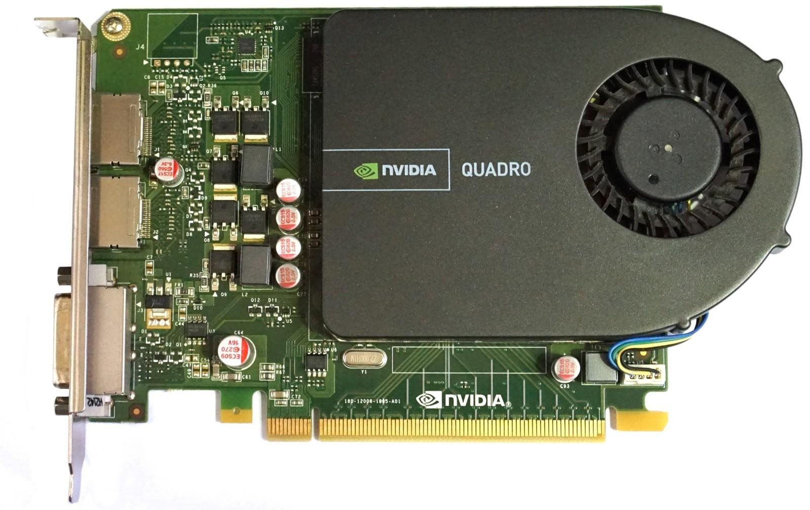 Used NVIDIA QUADRO 2000 Graphic Card best and lowest Price in Pakistan