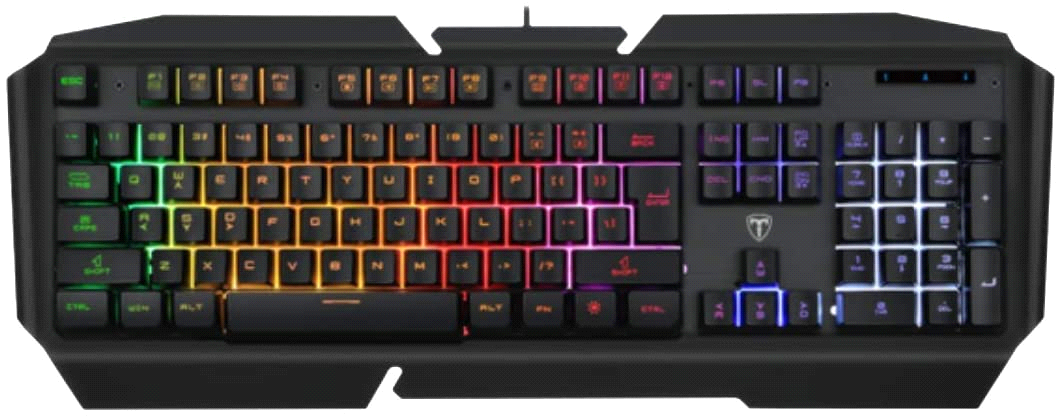 T-DAGGER TGK200 GAMING KEYBOARD best and lowest Price in Pakistan